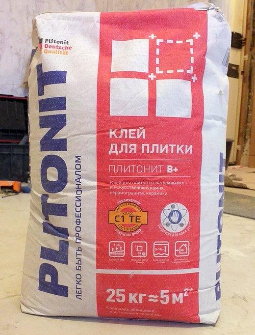 плитонит в+