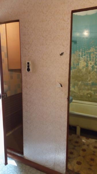 Стандартные дверные проёмы санузлов 137 серии