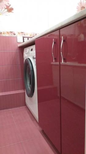 Стиральная машина в ванной 137 серии