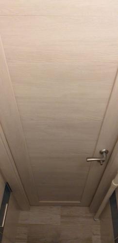 Двери в туалете 137 серии дома