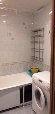 вид ванной 121 (гатчинской) серии до ремонта