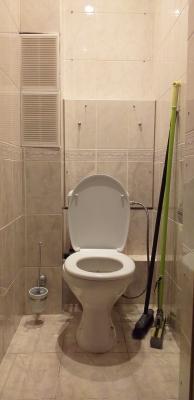 ремонт туалета 121 (гатчинской) серии