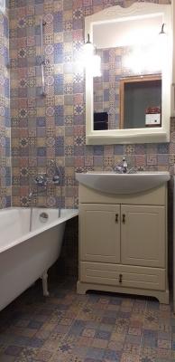 ремонт ванная комната 121 серии