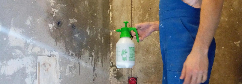 Зачем грунтовать стены, пол и потолок