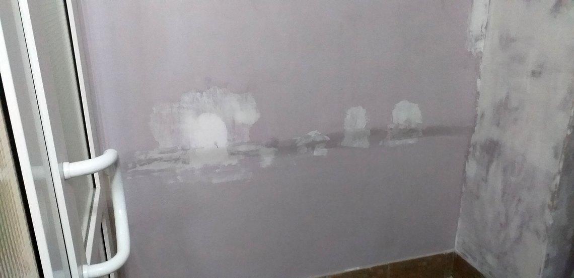 шпаклёвка стен полимерной шпатлёвкой
