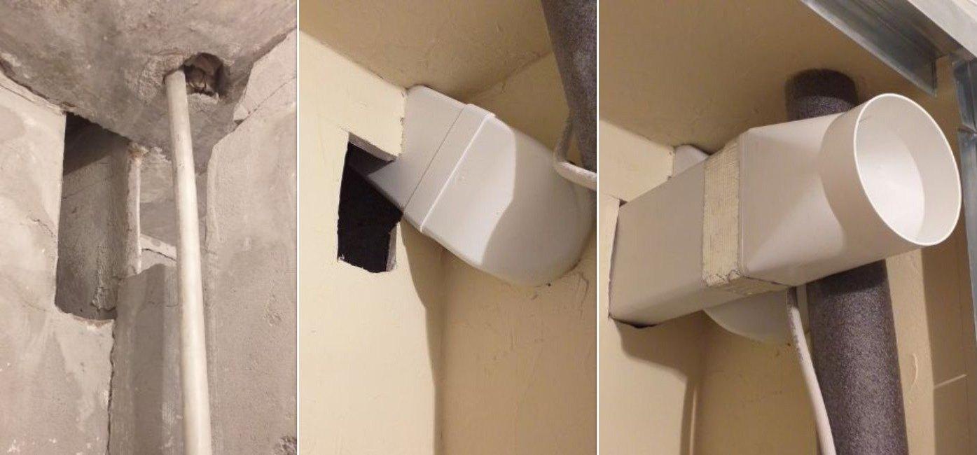 вентиляция туалета ванной 137 серии