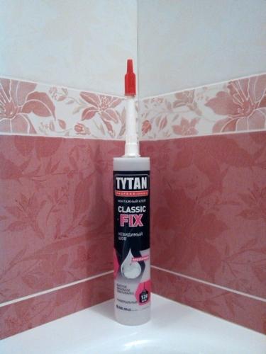 Жидкие гвозди Tytan classic fix