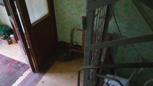 Ремонт лестничных площадок в СПб