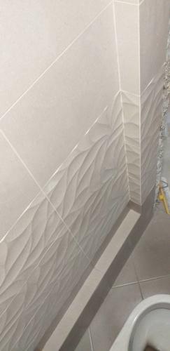 Делаем короб в туалете 137 серии из кафеля
