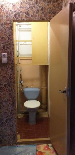 Туалет 137 серии до ремонта