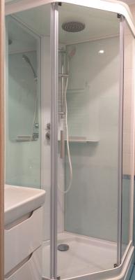 душевая кабина в ванной AM:PM
