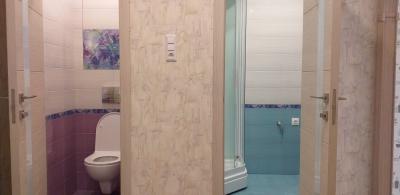 общий вид ванной туалета 137