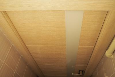 дверь в туалете 137 серии установлена по центру