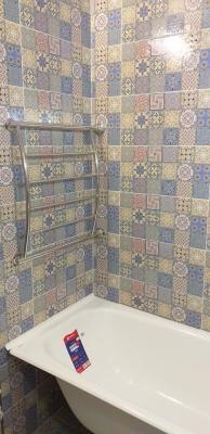полотенцесушитель в ванной 121 серии