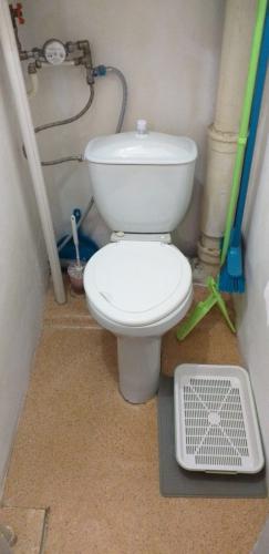 Фото ремонта туалета в панельном доме