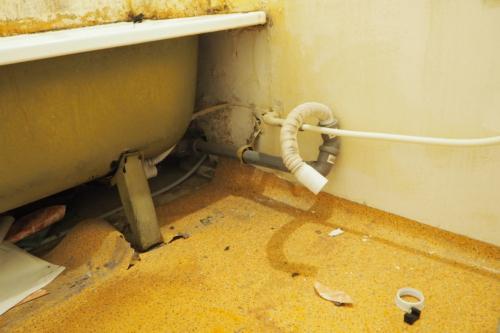 Замена ванной и труб ванной в панельном доме