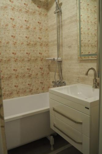 Дизайн ремонта ванной в панельном доме
