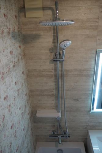 Ванна и туалет в панельном доме